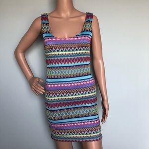 LF Mags & Pye Knit Cut Out Dress